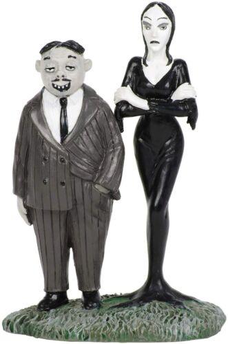 Department 56 Addams Family Gomez and Morticia Collectible Figurine (6002949)