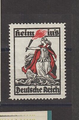 German Poster Stamp German Empire
