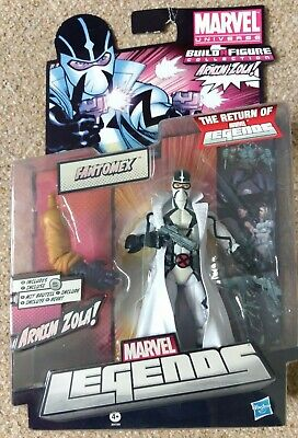 Marvel Legends Arnim Zola Series Fantomex 6 inch scaled figure