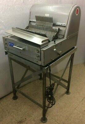 Berkel Bread Slicer Machine 716 With Table Model Mb 716 Commercial