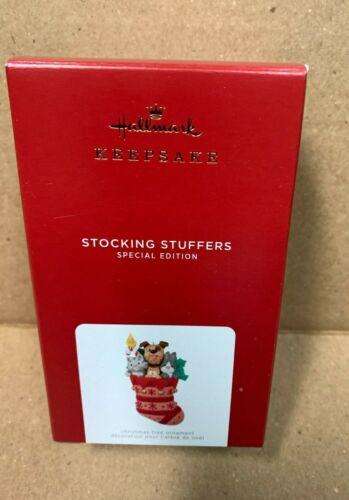 2021 Hallmark STOCKING STUFFERS REPAINT Special Edition Ornament *NIB*