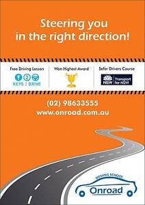 Driving School Normanhurst, Driving Lesson Hornsby Heights Normanhurst Hornsby Area Preview