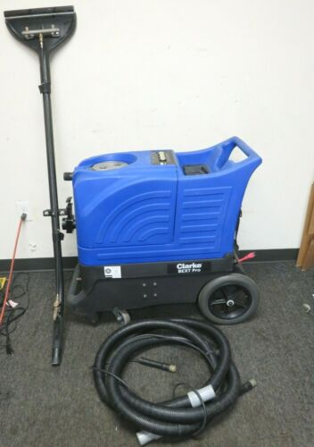 Clarke Bext Pro 400H Portable Extractor-400 PSI, W/ Heat