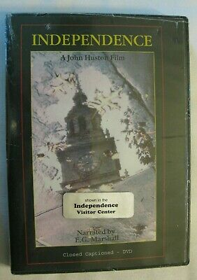 Independence Philadelphia 1774-1800: The Official Visitor Center Film DVD (The Independence Center)