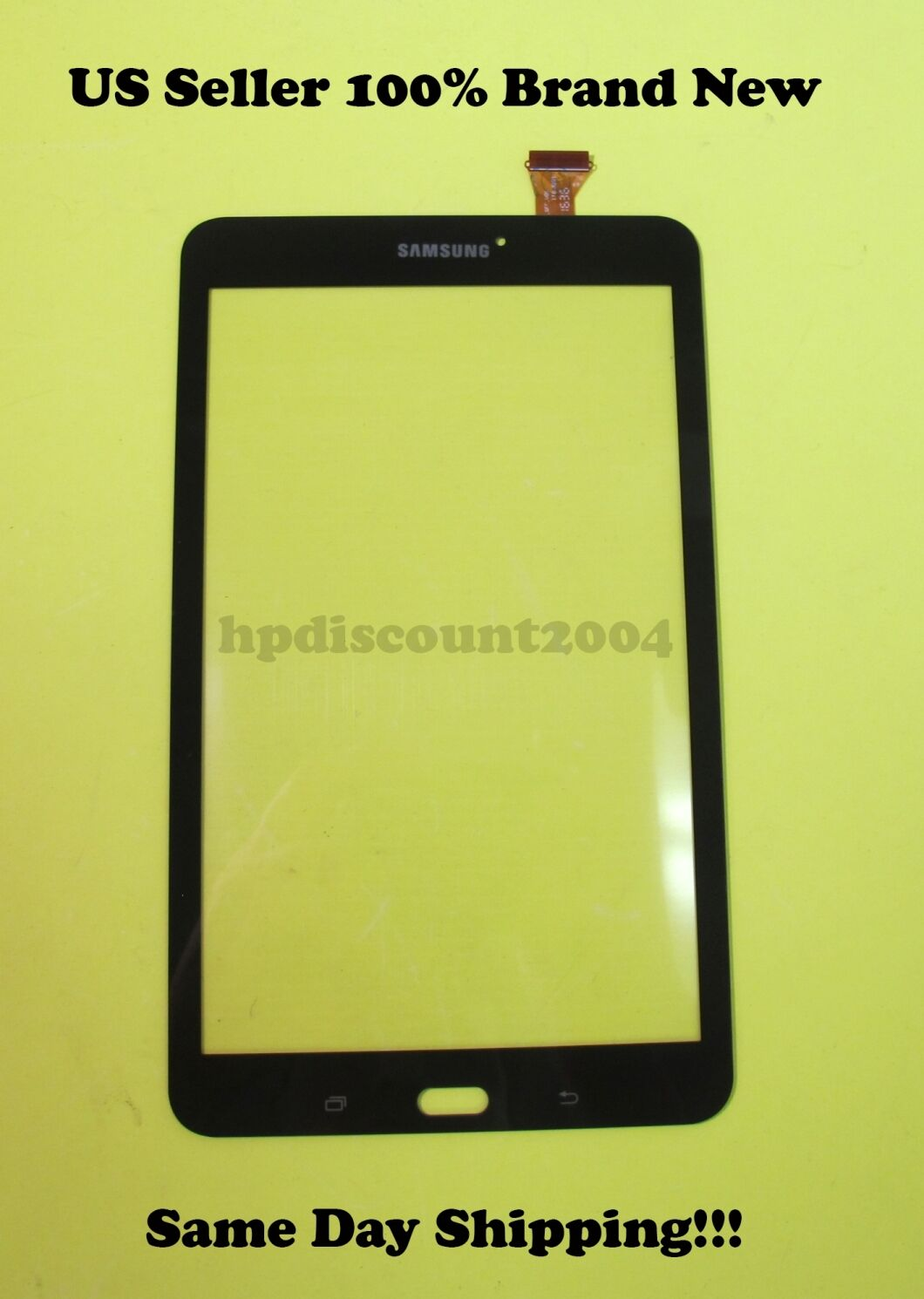 Samsung Galaxy TAB SM-T377 4G LTE Touch Screen Digitizer Glass Replacement