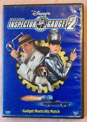 Disney's Inspector Gadget 2 (DVD, 2003)