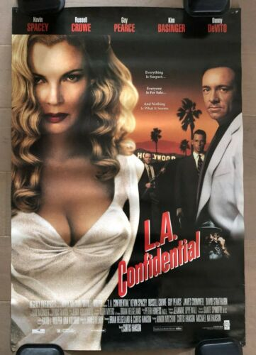 L.A. Confidential Single Sided Movie Poster 27