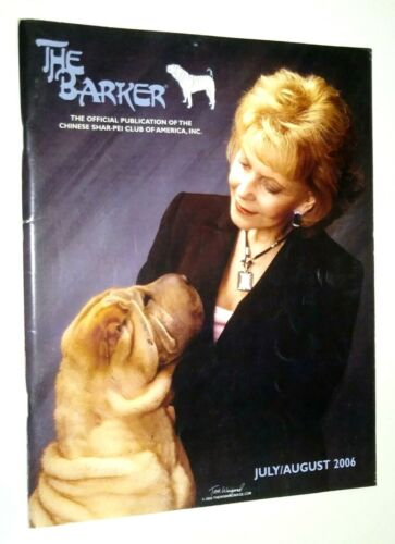 The Barker Chinese Shar-Pei Club of America July/Aug 2006 Standard Barb LaVere