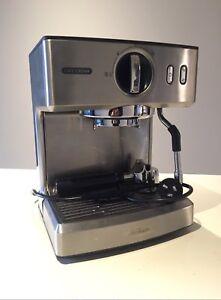 Sunbeam cafe espresso machine coffee machines gumtree australia sunbeam cafe espresso machine coffee machines gumtree australia free local classifieds fandeluxe Image collections