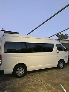 Van and Luxury (HC) for hire Guildford Parramatta Area Preview