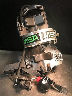 Msa Frame Harness Scba Air Pack Bottle Cylinder Tank Holder. Our 3