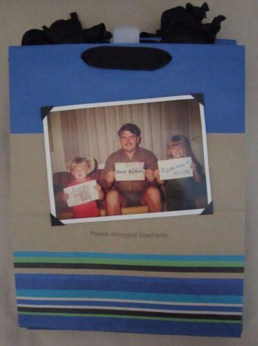 Please Disregard Stephanie Happy Birthday Hallmark Expressions Gift Bags Photo