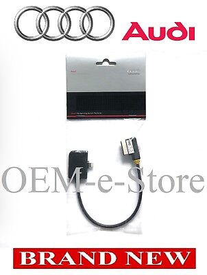 Audi Music Interface iPod iPhone Lightning Telegram *See Chart for Compatible Cars