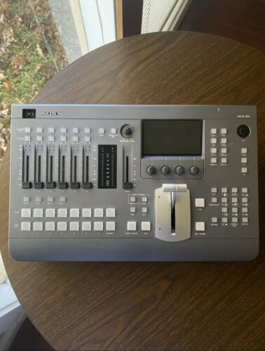 Sony MCS-8M Compact Audio Video Mixing Switcher SDI and HDMI