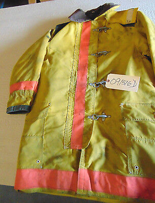 Janesville Firemaster Firefighters Jacket Large
