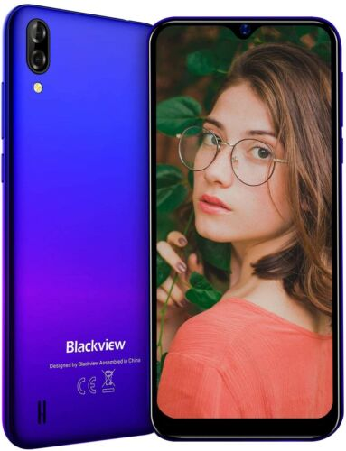 "Android Phone - 6.1"" Blackview A60 Smartphone 1GB+16GB Face ID Mobile Phone Dual SIM Android 8.1"