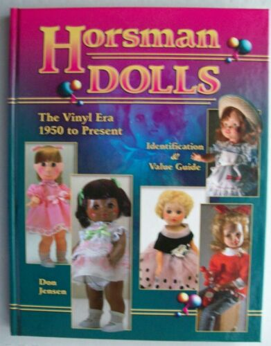 New HORSMAN DOLLS PRICE VALUES GUIDE COLLECTOR