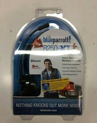 VXI Blueparrott B250-XT+ Wireless Headsets -Black - Wireless Headset Blueparrott