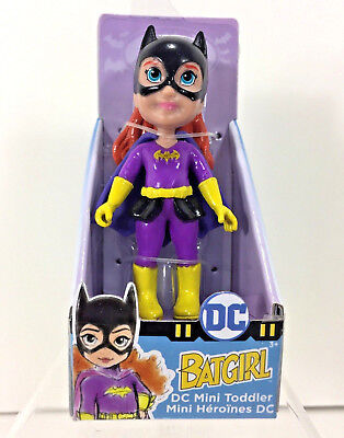 NEW Jakks DC BATGIRL Mini Toddler Poison Ivy Super Hero Action Figure Easter - Batgirl Toddler