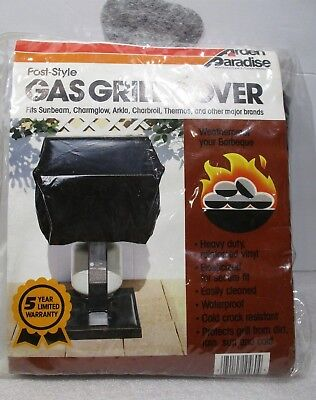 POST-STYLE Gas Grill Cover Barbecue 28