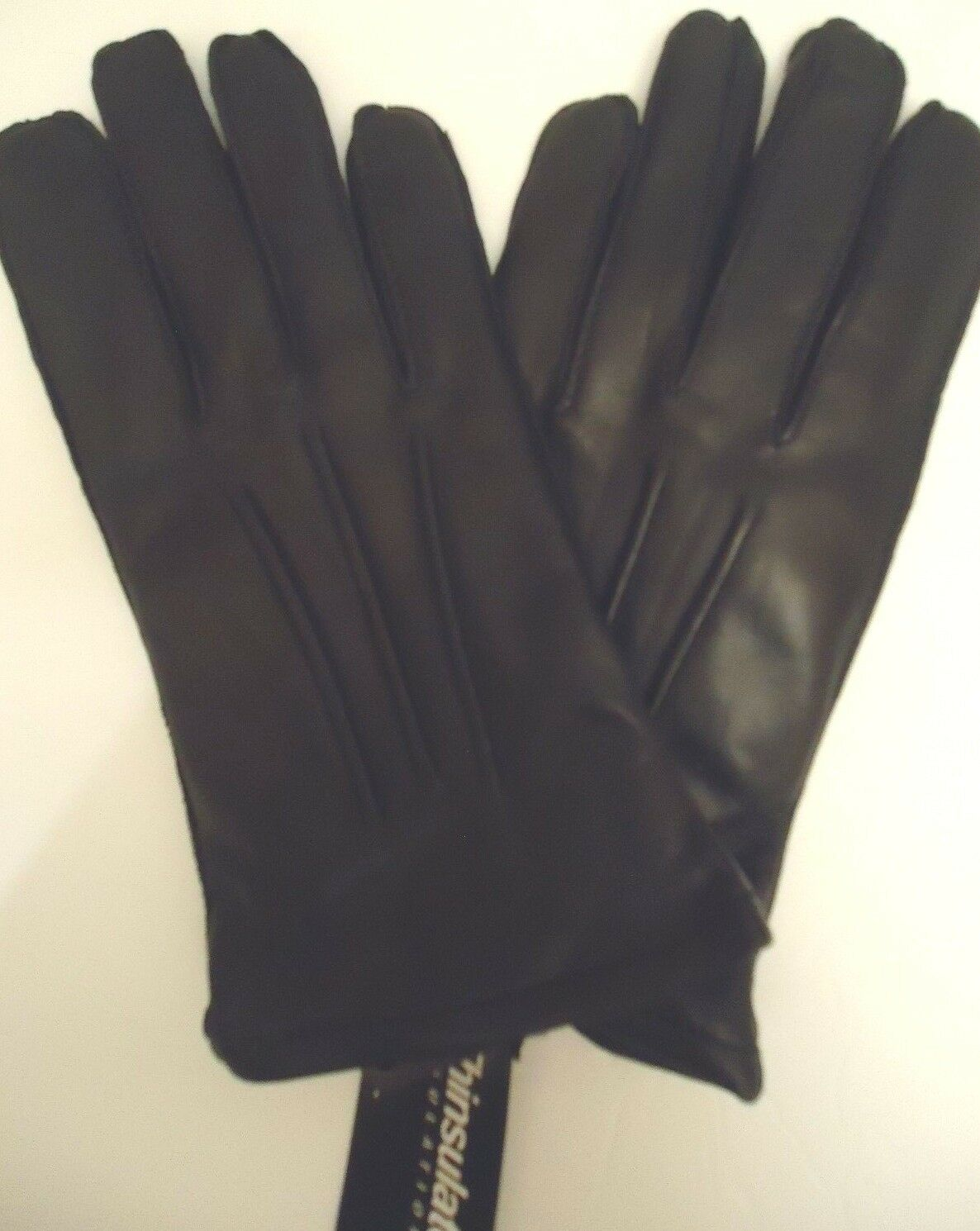 Thinsulate leather driving gloves - Men S Avalanche Thinsulate Genuine Leather Driving Gloves Black Medium Style789b 3 3 Of 3 See More