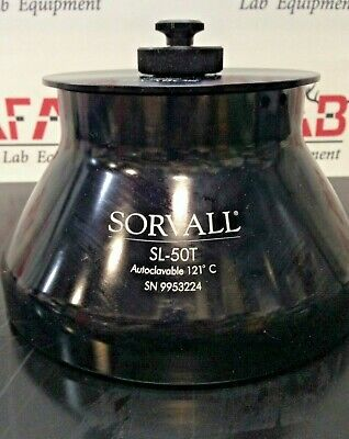 Sorvall Sl-50t Rotor