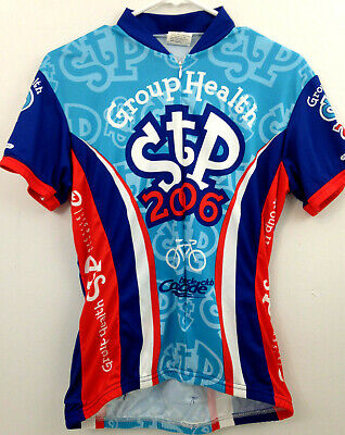 TROY LEE DESIGNS MENS CADET BLUE SKYLINE AIR CHECKERS SS MTB CYCLE JERSEY MEDIUM