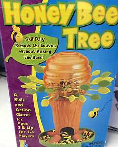Cherche Honey bee tree - jeu de l'abeille