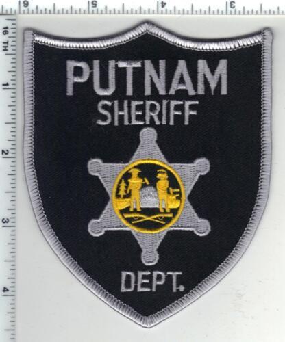 Putnam Sheriff Dept. (West Virginia) 3rd Issue Shoulder Patch