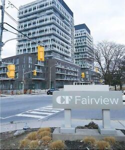 BRAND NEW Condo in Fairviewmall and Donmills/Sheppard