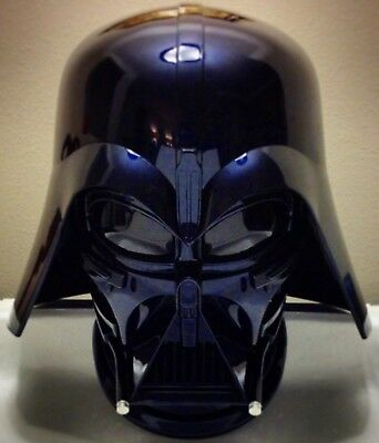 Darth Vader Star Wars Concept Helmet EFx Signed Ralph McQuarrie  Ltd Ed 27/250