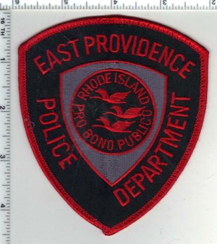 East Providence Police (Rhode Island) 2nd Issue Uniform Take-Off Shoulder Patch