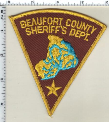 Beaufort County Sheriff