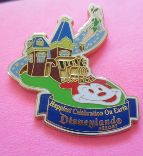 Parade of Dreams (Peter Pan) Happiest Celebration on Earth Disney Parks Pin