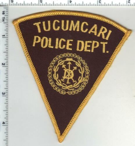 Tucumcari Police (New Mexico) 1st Issue Shoulder Patch