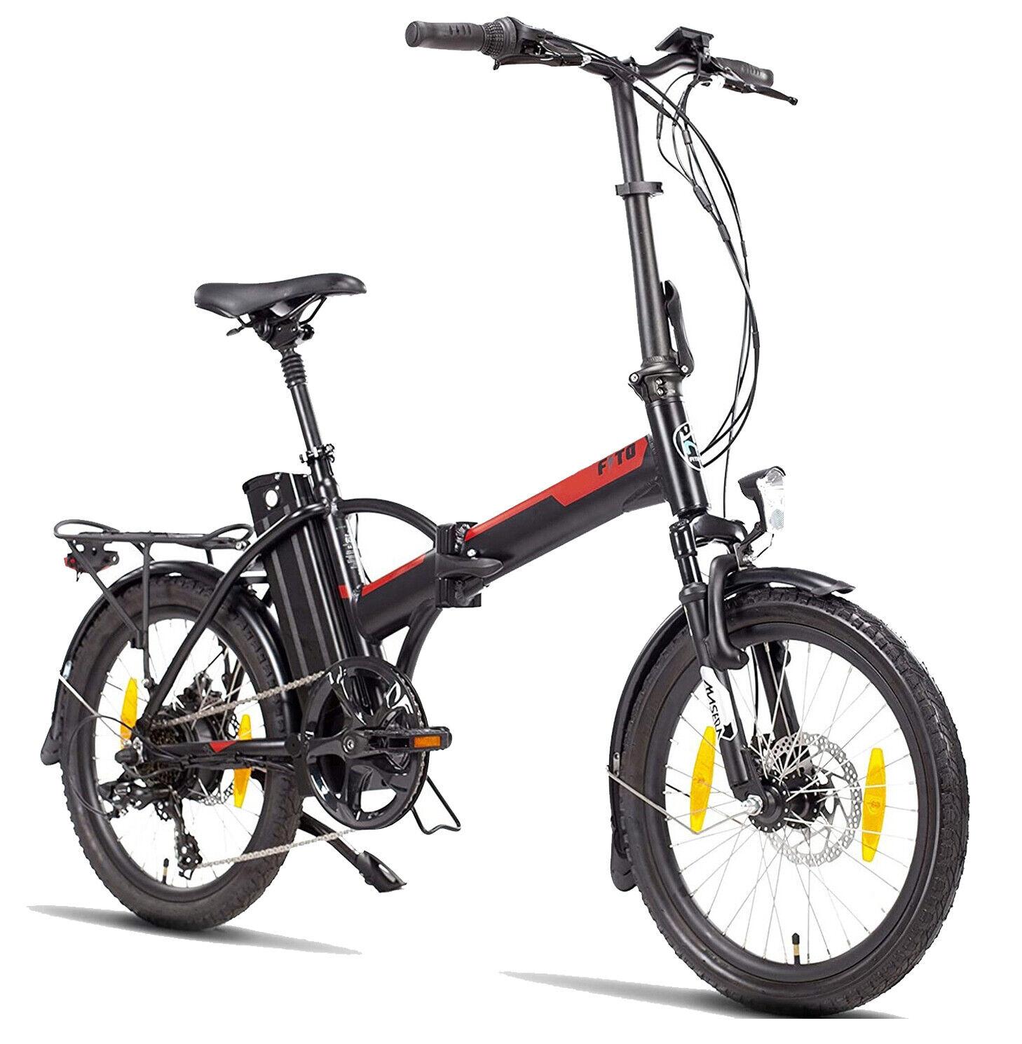 Elektrofahrrad FD20  Klapprad Elektro Pedelec E-Bike 250W citybike