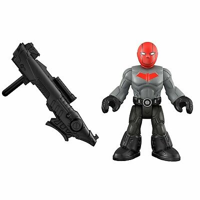 Red Hood Imaginext DC Super Friends Series 1 New in Sealed Foil Pack