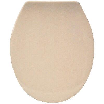 WC-Sitz Siena mit Fast Fix beige WC Toilette Klo Sitz Brille neu