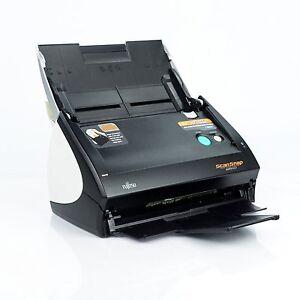 Fujitsu scansnap S510 High speed duplex document scanner scan direct to pdf