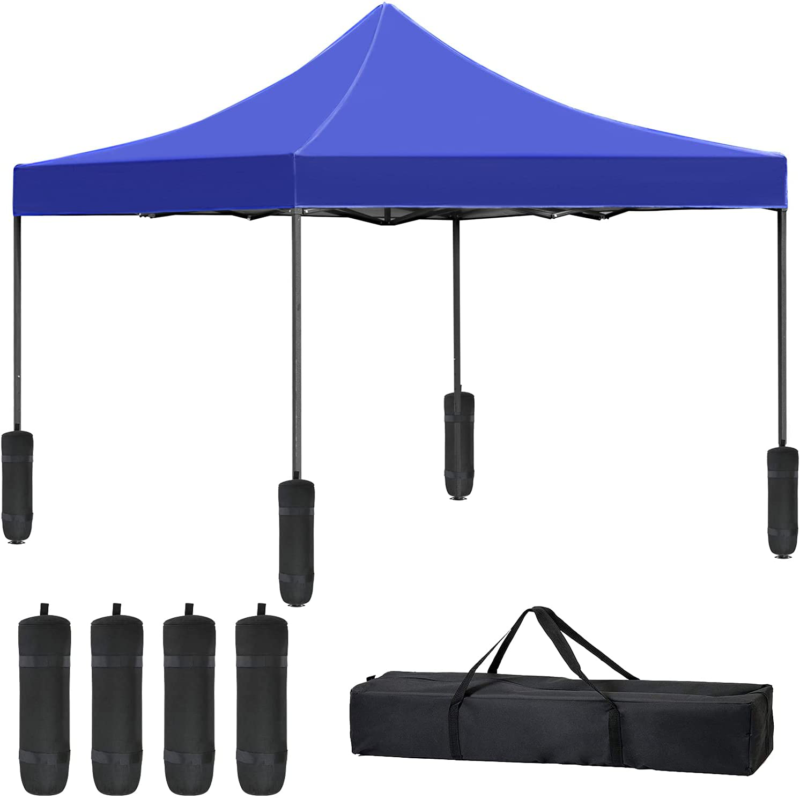 10 x 10ft pop up canopy tent