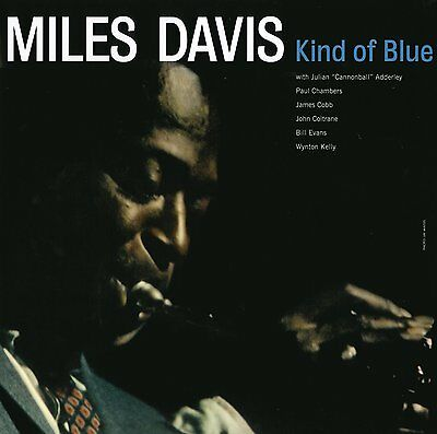 Miles Davis - Kind Of Blue (180g 1LP Vinyl, We Are Vinyl Version) NEU+OVP!