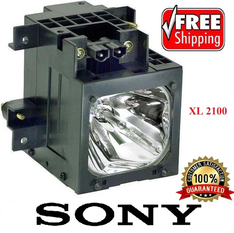 Sony XL-2100 Replacement Lamp XL-2100U TV Bulb Housing NEW