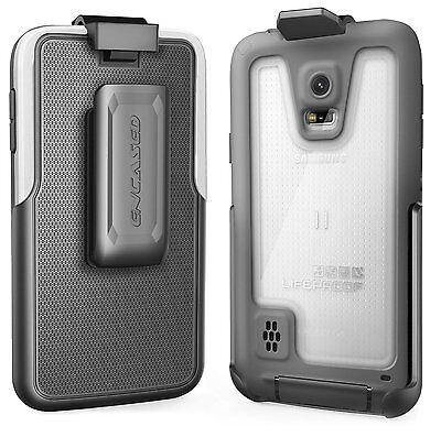 OEM Encased® Spring Belt Clip Holster for Samsung Galaxy S5 LifeProof FRE Case  (Lifeproof Case Samsung Galaxy S5)