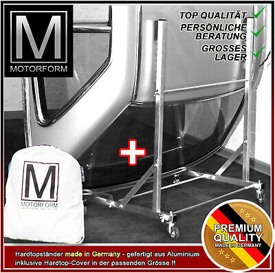 Mercedes SL R129 Hardtop Ständer + Cover WEICH Hardtopständer Staubschutz Hülle