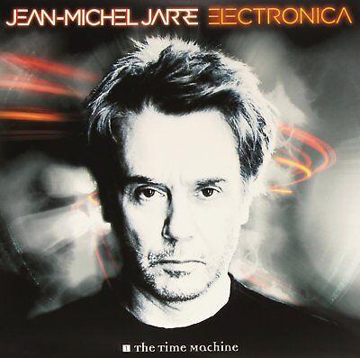 Jean-Michel Jarre - Electronica 1: The Time Machine (2LP Vinyl) Aero Productions