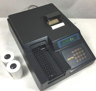 Awareness Technologies Stat Fax 321 Plus Microstrip Elisa Reader Warranty