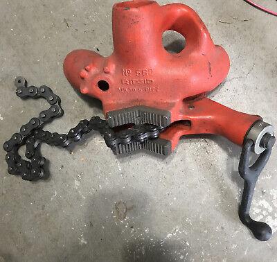 Ridgid 560 Top Screw Stand Chain Vise