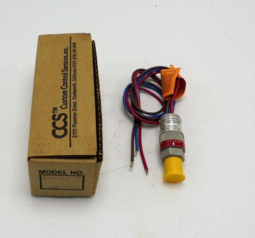 CCS 607GK5 PRESSURE SENSOR 1500psig