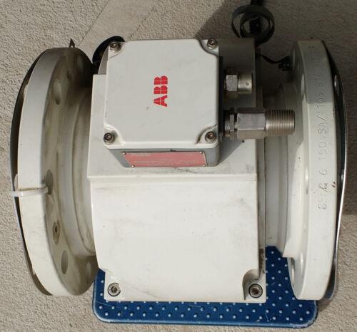 """ABB 6"""" Teflon Lined Magnetic Flow Meter 10DX3111EDE17P1B3BK11321"""