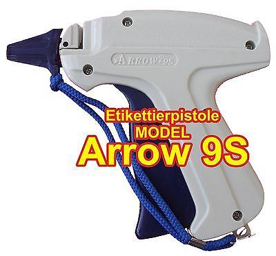 Etikettierpistole ARROW 9S Tag Gun  Anheftpistole Heftpistole Etikettiergerät